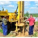 Водоснабжение и канализация в частном доме весной
