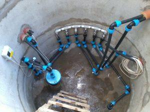 Дополнительное оборудование для обустройства скважин на воду